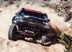 Dakaras rallijā vadību pārņem Peteransels, lietuvietis Vanagas pakāpjas uz 24.vietu