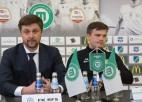 """Pirmā treneru maiņa Virslīgā: """"Daugavpili"""" vadīs Kaļiņins"""