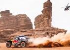 Petransels 14. reizi uzvar Dakaras rallijā, lietuvietis Vanags 12. vietā