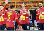 Spānija grandu cīņā apspēlē Vāciju, Ungārija un Dānija joprojām perfektas