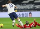 """Keinam duelī pret """"Liverpool"""" savainotas abas potītes, varētu nākties izlaist vairākas nedēļas"""