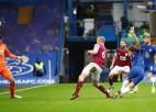 """""""Chelsea"""" izcīna pirmo uzvaru Tuhela vadībā, Līdsa pārspēj """"Leicester"""""""