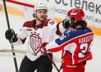 """Teksta tiešraide: Maskavas CSKA - Rīgas """"Dinamo"""" 4:3 (spēle beigusies)"""