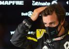 """Alonso pirms gaidāmās atgriešanās """"Formula 1"""" cietis ceļu satiksmes negadījumā"""