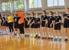 Latvijas U17 meiteņu izlase noskaidro pretiniekus