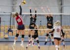 Baltijas līgas sievietēm finālsešiniekā par medaļām cīnīsies arī divi Latvijas volejbola klubi