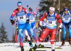 Latvija jauktajā stafetē ar Bendiku priekšgalā, pāru stafetē startēs Mise un Buliņa