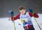 Raivo Kivleniekam PČ orientēšanās ar slēpēm 18. vieta iedzīšanā