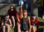 """NCAA sezonas pirmajos mačos Graudiņas USC apspēlē Briedes """"Pepperdine"""""""