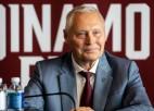 """Savickis: """"10-14 dienu laikā pieņemsim lēmumu par """"Dinamo"""" galveno treneri"""""""