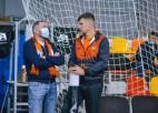 Krastiņa trenētais klubs tiek Ukrainas kausa pusfinālā, Vanagam beigusies sezona Čehijā