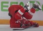 Video: KHL sezonas spēka paņēmienos efektīgi uzvar Mironovs