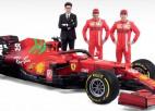 """""""Ferrari"""" boss: """"Nevaru solīt, ka šogad izcīnīsim uzvaras"""""""