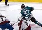 Video: NHL jocīgākajos momentos pretinieks Balceram sarūpē vārtu guvumu