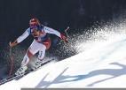 Vīriešiem kalnu slēpošanā cīņa par titulu būs trijās disciplīnās