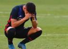 ASV zaudē Hondurasai un trešo reizi pēc kārtas netiek uz olimpiskajām spēlēm
