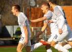Rezultatīvā futbolā ''Daugavpils'' izcīna uzvaru un pakāpjas uz otro vietu