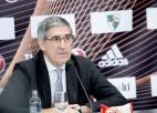 Grieķijas medijs: Septiņi klubi rakstiski iebilduši pret Bertumeu palikšanu amatā
