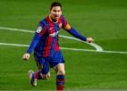 """Mesi divi vārti un piespēle, abas komandas pa reizei iesit savos, """"Barca"""" pieveic """"Getafe"""""""