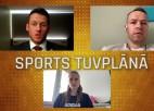 """Video: """"Sports Tuvplānā"""": U18 izlases emocijas pēc zaudējuma un Tarvidas olimpiskās cerības"""