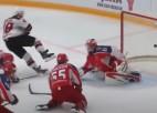 Video: KHL čempions Bušē uzvar finālsērijas vārtu guvumos