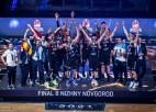 VEF pretiniece ''San Pablo Burgos'' otro sezonu pēc kārtas triumfē FIBA ČL