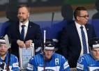 """Somijas izlases treneris: """"No Latvijas sagaidu ātru spēli"""""""