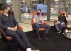 """Video: #3 """"eXi hokejs"""": svarīgas spēles, ideāls izlases treneris un saliedēšanās pasākumi"""