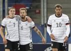 Vācija kļūst par Eiropas U21 čempioni