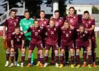 Papildināts: Visiem izlases futbolistiem negatīvi Covid-19 eksprestesti