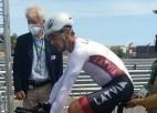 Parariteņbraucējam Gailišam 16. vieta pasaules čempionātā Portugālē