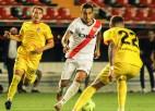 """Abām komandām neiskaita pa vārtiem, """"Girona"""" pietuvojas """"La Liga"""" čempionātam"""