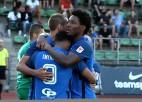 Video: Rīgas derbijā RFS trīs vārti un uzvara