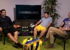 """Video: Futbolbumbas: FK """"Ventspils"""" aiziešana, Eirokausi tuvojas un Portugāles krekli"""