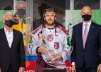 """Latvijas izlase nav iekļauta """"Deutschland Cup 2021"""" dalībnieku sastāvā"""