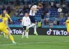 """Video: """"Euro 2020"""" pēdējā ceturtdaļfinālā Anglijai graujoša uzvara"""