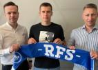 RFS sastāvu papildina ar Igaunijas izlases aizsargu