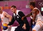 Nīderlande pamostas nedaudz par vēlu, pusfinālā iekļūst basketbolisti no Krievijas