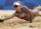Sporta špikeris: slengi pludmales volejbolā – vistas spārniņi, noņemšanās, kats…