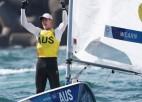Burāšanā par olimpiskajiem čempioniem kļūst Vērns un Rindoma