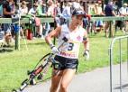 Pasaules čempionāts vasaras biatlonā: Patrijuks devītais, Bendika divpadsmitajā vietā