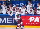 """Latvijas izlases kandidāti piektdien aizvadīs pārbaudes spēli pret Rīgas """"Dinamo"""""""