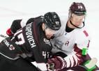 Latvijas izlase pirms olimpiskās kvalifikācijas tiksies ar norvēģiem
