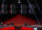 Eiropas līgas grupu izloze: Dambrauska ''Ludogorets'' ielozē F grupā