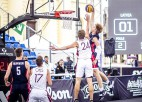 Latvijas U18 3x3 izlases basketbolisti bez uzvarām noslēdz dalību Pasaules kausā