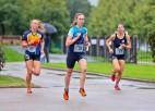 Mežciemā aizvadīts pirmais ''knock-out'' sprints Latvijā