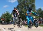 Latvijas BMX kauss sestdien turpināsies Jelgavā