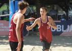 Fokerots un Auziņš cīnīsies par Eiropas U18 čempionāta bronzu