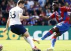 Eduāram <i>dublis</i> debijā, ''Crystal Palace'' sagādā pirmo zaudējumu ''Hotspur''