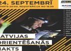 Notiks Latvijas orientēšanās nakts 14 pilsētās